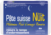 Lehning Pâte Suisse Pastilles à Sucer Bonne Nuit B/40 à TOULOUSE