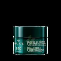 Nuxe Bio Masque Détoxifiant Eclat 50ml à TOULOUSE