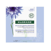 Klorane Bleuet Bio Patchs Défatigants Express 2 Patchs à TOULOUSE